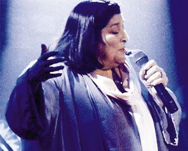 Canciones prohibidas de Mercedes Sosa : Los Eventos, Los Artistas, y